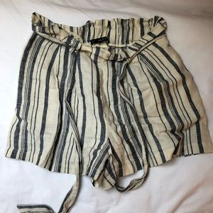Zara high wastes shorts